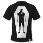 Squared Circle Clothing Coffin Black T-Shirt