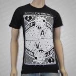 Squared Circle Clothing King Black T-Shirt