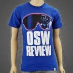 Squared Circle Clothing OSW Royal Blue T-Shirt