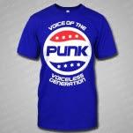 Squared Circle Clothing Punk Royal T-Shirt