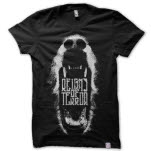 Squared Circle Clothing Reign of Terror Black T-Shirt