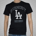 Standby Records City Of Angels Black T-Shirt