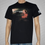Starring Janet Leigh Spectrum Black T-Shirt