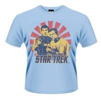 Star Trek Kirk And Spock T-Shirt