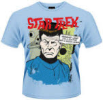 Star Trek Brick Layer T-Shirt
