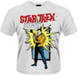 official Star Trek Shut Up T-Shirt