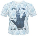 Star Trek Prosper Dye Sub T-Shirt