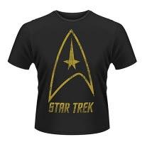 Star Trek Badge Logo T-Shirt