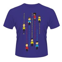 Star Trek Guess The Trexel T-Shirt
