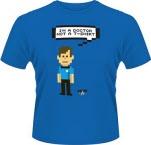 Star Trek Bones Talking Trexel T-Shirt