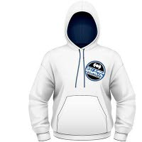 Star Wars Trooper Varsity Hoodie-Shirt