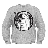 Star Wars Trooper Crew Neck Sweat-Shirt