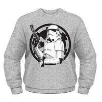 Star Wars Trooper Crew Neck Sweat-Shirt