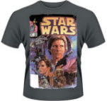 Star Wars Comic T-Shirt