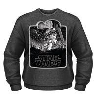 Star Wars A New Hope Crew Neck Sweat-Shirt