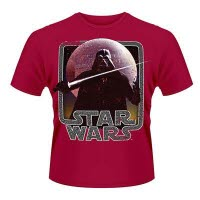 Star Wars Vader Lightsaber T-Shirt