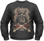Star Wars Metal Vader Crew Neck Sweat-Shirt