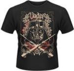 Star Wars Metal Vader T-Shirt