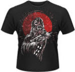 Star Wars Chewie Scream T-Shirt