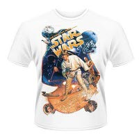 Star Wars First Ten Years T-Shirt