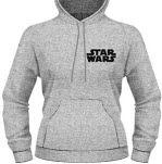 Star Wars Chewie Girls Pouch Hoodie