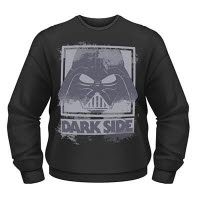 Star Wars Dark Side Crew Neck Sweat-Shirt