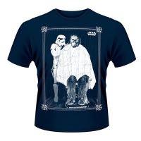 Star Wars Chewie Haircut T-Shirt