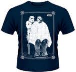 Star Wars Chewie Haircut T-Shirt