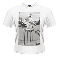 Star Wars Storm Trooper Skater T-Shirt