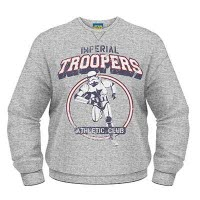 Star Wars Imperial Troopers Athletic Club Crew Neck Sweat-Shirt