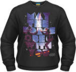 Star Wars May The Force Crew Neck Sweat-Shirt