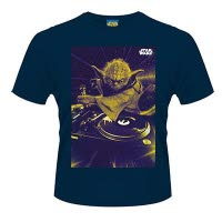 Star Wars Dj Yoda T-Shirt