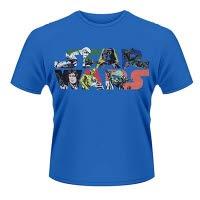 Star Wars Comic Logo T-Shirt