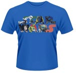 Star Wars Comic Logo T-Shirt