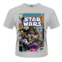 Star Wars Han And Chewie Poster T-Shirt