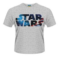 Star Wars Space Logo T-Shirt