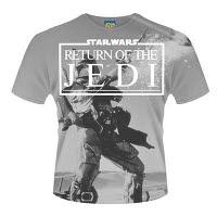 Star Wars Return Of The Jedi Dye Sub T-Shirt