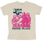 Status Quo Paper Plane T-Shirt
