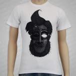 Stephen Walking Zombie White T-Shirt