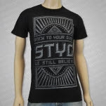 Stick To Your Guns Believe Black T-Shirt