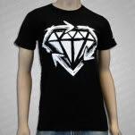Stick To Your Guns Diamond Black T-Shirt