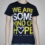 Stick To Your Guns Some Kind Of Hope Navy T-Shirt