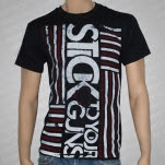 Stick To Your Guns Stripes Vers 1 Black T-Shirt