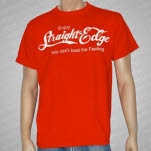 Straight Edge CocaCola T-Shirt