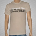 Straight Edge Hold Your Beer T-Shirt