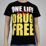 official Straight Edge One Life T-Shirt