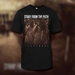 Stray From The Path Anonymous Black T-Shirt