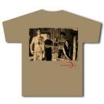 Straylight Run Band Photo Khaki T-Shirt