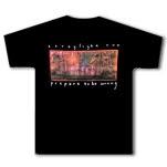 Straylight Run EP Bird Black T-Shirt