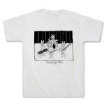 Straylight Run Bunny Kiss T-Shirt